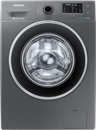Picture of Samsung WW81J54E0BX Fully Automatic Front Load Washing Machine-8kg