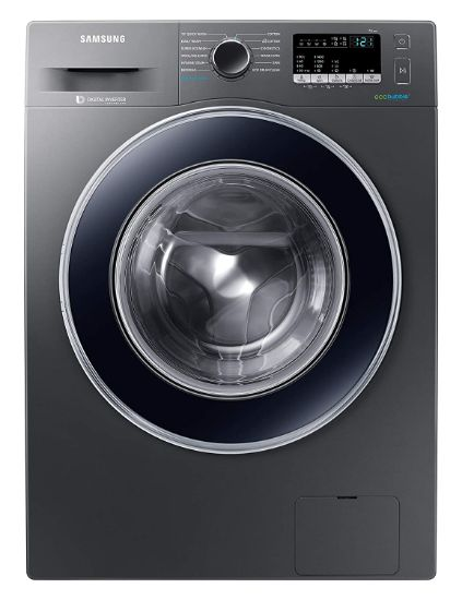 Picture of Samsung WW71J42E0BX/TL Fully-Automatic Front Loading Washing Machine -7kg