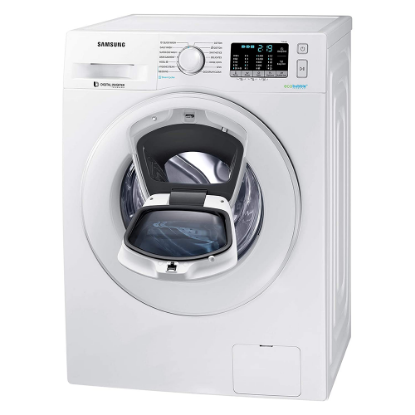 Picture of Samsung WW81K54E0WW/TL  Front Loading Washing Machine With Add Wash-8kg