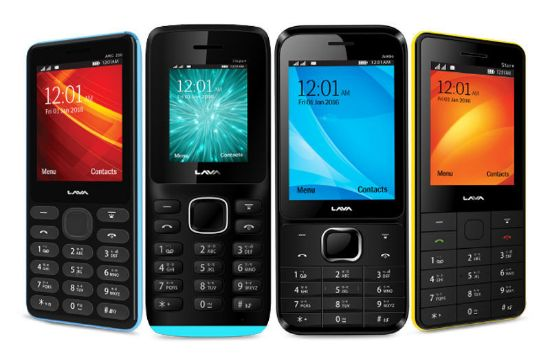 Picture for category Feature Phones