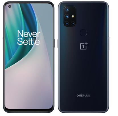 Picture of OnePlus Nord N10 5G [ 6GB RAM/128 GB ROM] //90 Hz Smooth Display //the cheapest 5G chipset in the Snapdragon lineup_MidnightIce