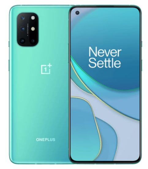 Picture of OnePlus 8T//6.38-inches Fluid AMOLED panel, 402PPI, Gorilla Glass 5, 120Hz refresh rate//16MP Sony IMX471 sensor with f/2.4 aperture//4500mAh (2S1P) with Warp Charge 65