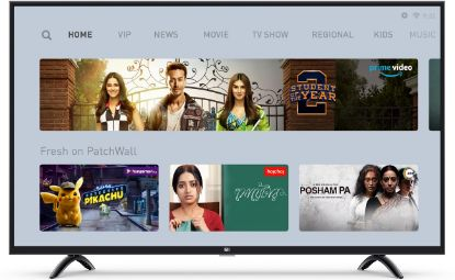 Picture of Mi LED TV 4X // 43 Inch 4K Full HD Android Smart TV