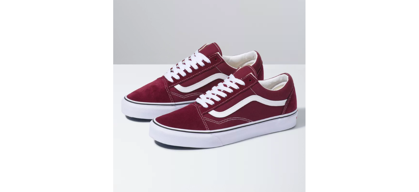 Picture of Vans Shoes UA Authentic Old Skool // Port Royal /True White