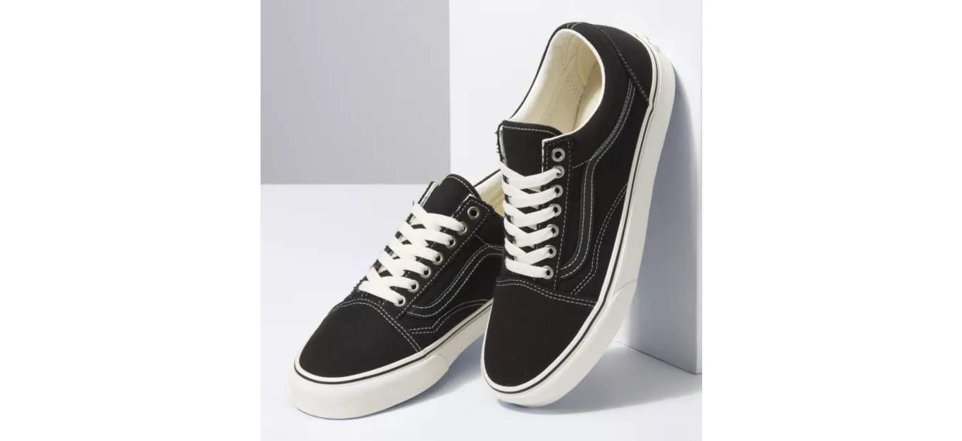 Picture of Vans Shoes  UA Old Skool // Earth Black/ Marshmallow