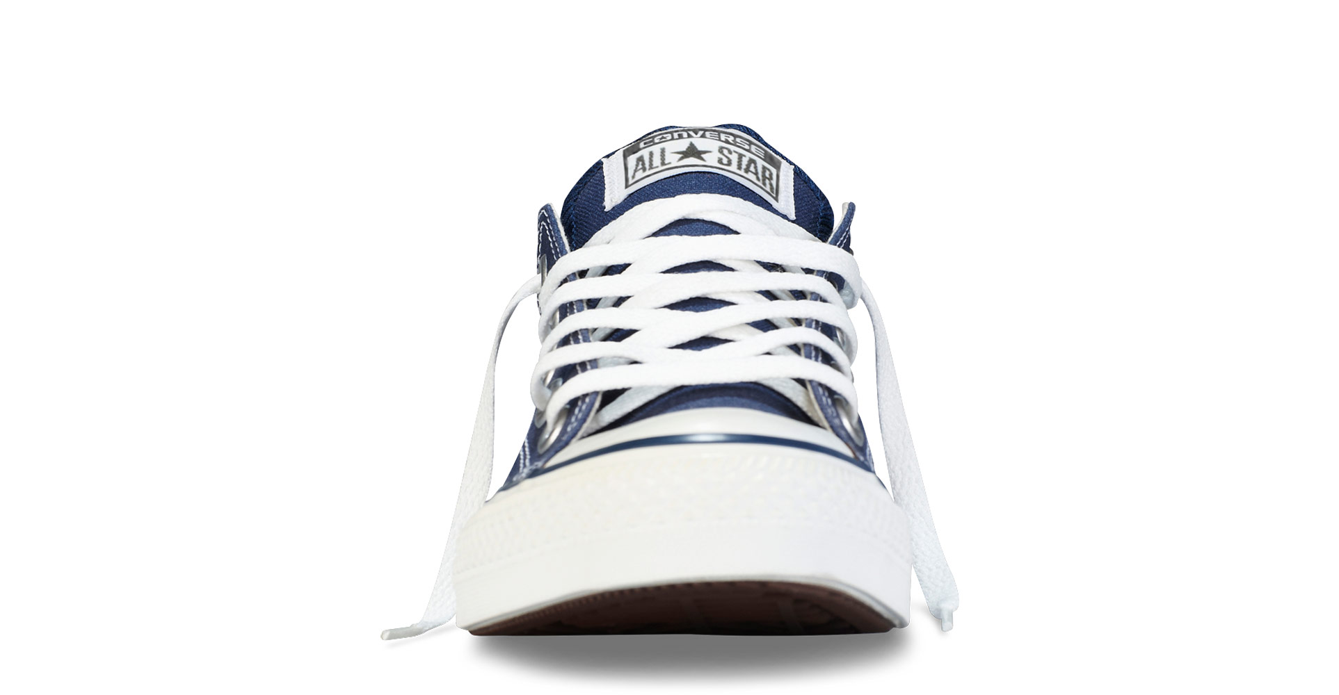 Picture of Converse Chuck Taylor All Star Low Top Shoes // Ox Navy Canvas