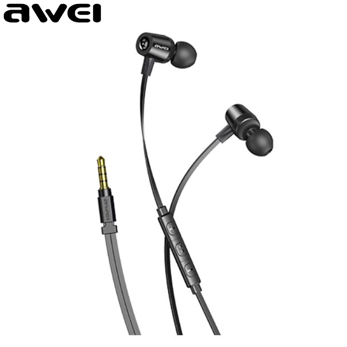 Picture of AWEI L-1 // Super Bass Sport Wired Earphone