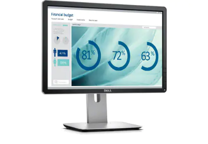 Picture of Dell (P2016H)- 19.5 inch Monitor
