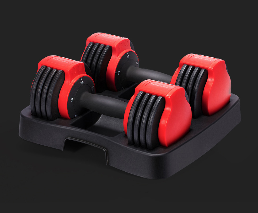 Picture of King Smith Adjustable Weight Dumbbell