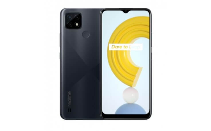 Picture of Realme C21Y (4GB RAM| 64GB ROM) Battery: 5000 mAh