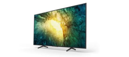 Picture of Sony Bravia [55X7500H] 55 inches 4K HDR Ultra HD Smart Android LED TV