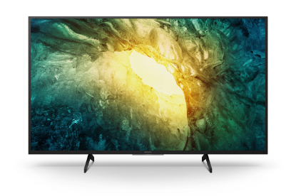 Picture of Sony Bravia [65X7500H] 65 inches 4K HDR Ultra HD Smart Android LED TV