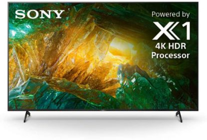 Picture of Sony Bravia [75X8000H] 75 inches 4K Ultra HD Certified Android LED TV