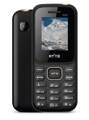 Picture of Ryte R104 (1000 mAh, Wireless FM, Vibration)