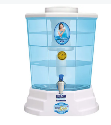 Picture of KENT 20 Ltrs UF Water Purifier
