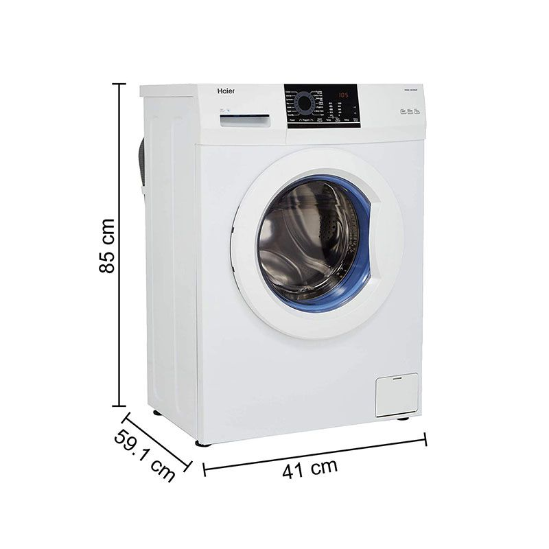 Picture of Haier (HW60-10829NZP) Washing Machine  Fully Automatic Front Load-6kg